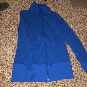 Luluemon royal blue jacket